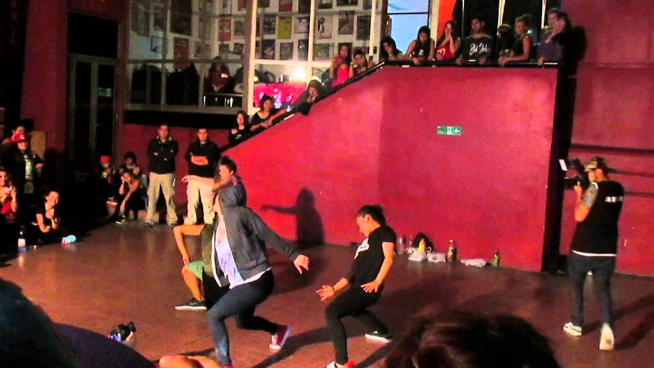 Coreo Laure Bangarang Dancehall Fest Dia 2 Con Lil Sonia Y Pato
