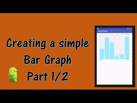 Creating a Simple Bar Graph for your Android Application (part 1/2)