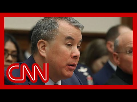 Top Pentagon Policy Official Resigns At Trump's Request
