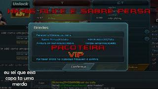 Pacoteira Vip (Blood Strike)