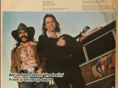 Bellamy Brothers - Feelin' the Feelin' (with lyrics)
