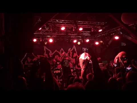 Entombed A.D. & Messiah Marcolin perform Night of the Vampire live.