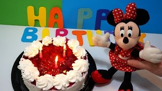 Happy Birthday To You Minnie | Happy Birthday Song collection
