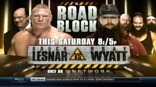 Watch WWE SmackDown Online 10th March 2016 HD Full Show part 7