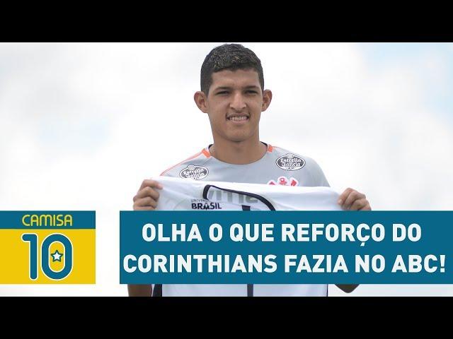 Humildade! OLHA o que reforço do Corinthians fazia no ABC!