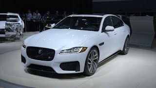 Hands-On With Jaguar XF: Sports Sedan Fit For a Spy
