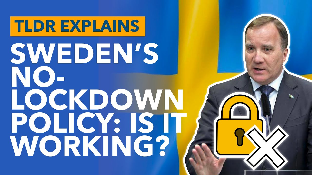 Is Sweden's No-Lockdown Policy Working? - TLDR News