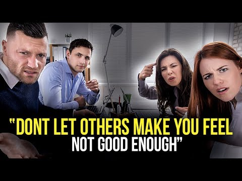 Don't Allow Others to Control the Direction of Your Life - Motivational Speech