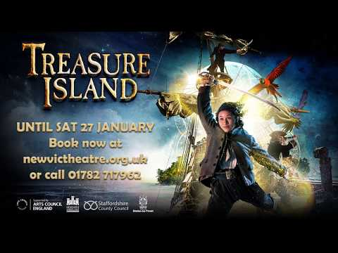 New Vic Treasure Island Trailer