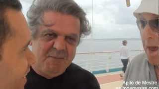 Testemunho Navio Royal Caribbean - Show Roda de Samba Apito de Mestre