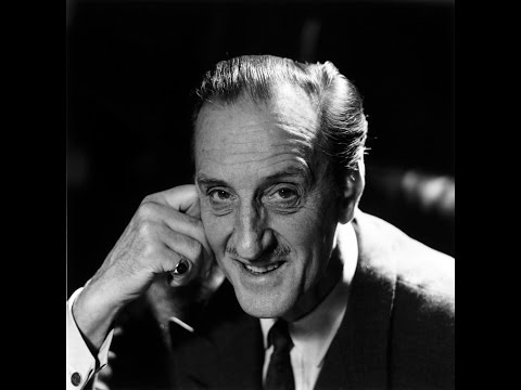 'The Fall of the House of Usher' read by Basil Rathbone