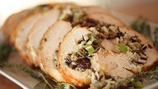 Turkey Roulade (Thanksgiving Collaboration)