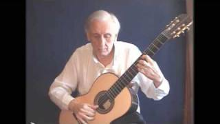 F. Tarrega - Vals en re mayor - Guitarra: César Amaro