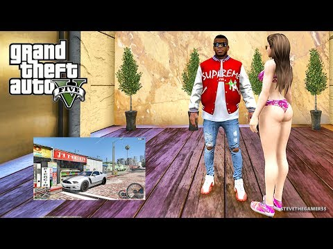 GTA 5 REAL LIFE MOD #356 CONSTRUCTION JOB!!! (GTA 5 REAL LIF