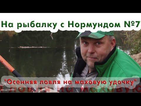 ловля карася рыбалка с нормундом грабовскисом