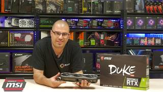 The grandest of all! Our MSI RTX 2080 Duke Review!!