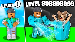 I GOT LEVEL 999,999,999 SUPER POWERS in Roblox