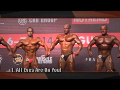 How To Pose Like A Bodybuilder - By Lee Labrada