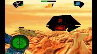 Scorched Planet (PC DOS) longplay