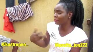 See how a very strong LIE healed a Cripple (Real House of Comedy)