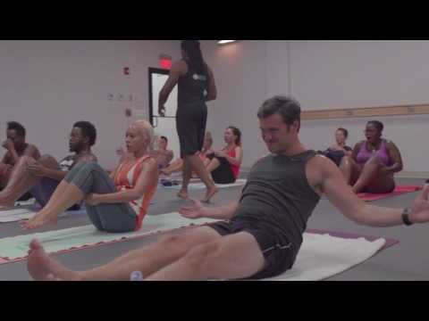 Hot Pilates in the DC/MD area at Bikram Yoga Ivy City!