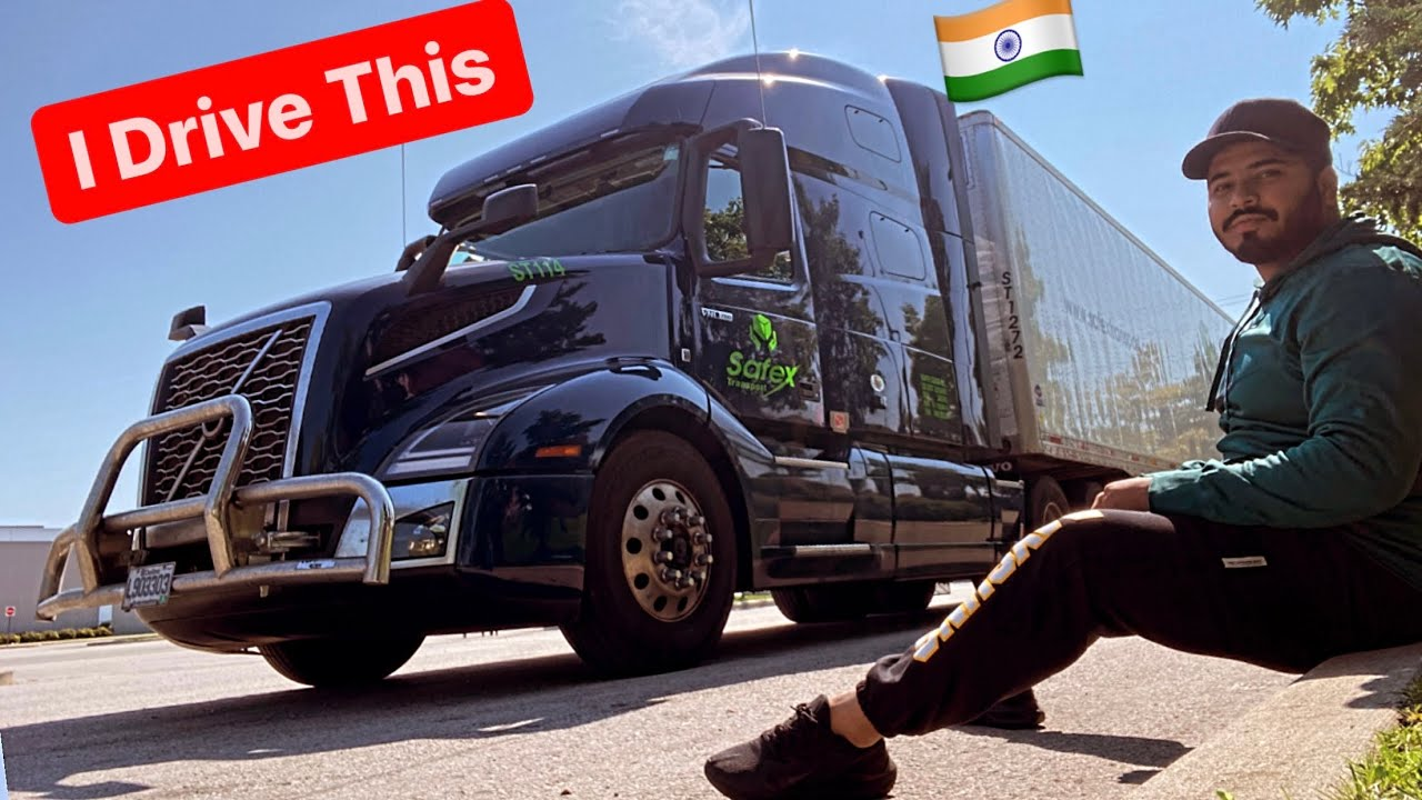 Download Educated Fir Bhi Truck Driver in USA, Why?