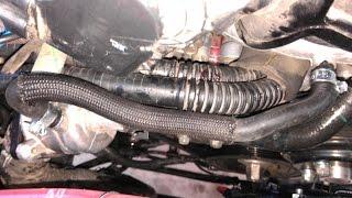 Lexus 99556-30100 Engine Coolant Bypass Hose