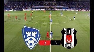 Sarpsborg 2-3 Beşiktaş Maçın Muhteşem Golleri ve Özeti