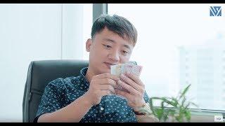 8 Công Sở - Tập 1: Chỉ Vì Cái Pass Wifi Bá Đạo - Phim Hài SVM, Đức Giáo Sư, Đông Đụt