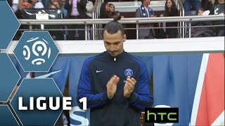 Paris Saint-Germain - FC Nantes (4-0)  - Résumé - (PARIS - FCN) / 2015-16