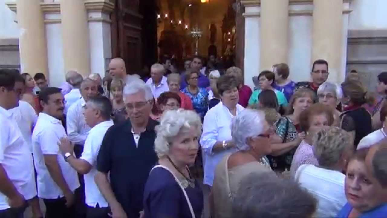 Procesion Fiestas Puerto Sagunto 2015