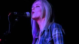 Anna Nalick - Breathe (2 am) live at the VanGuard in Tulsa OK - 10/9/14