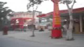 M.M Alam Road Near Pizza Hut and KFC 27 Sep 2008 Lahore Pakistan