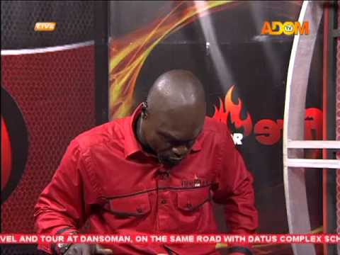 Fire 4 fire - Adom TV (2-10-14)