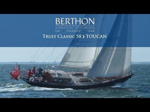 Truly Classic 58 (TOUCAN) Walkthrough - Yacht for Sale - Berthon International Yacht Brokers