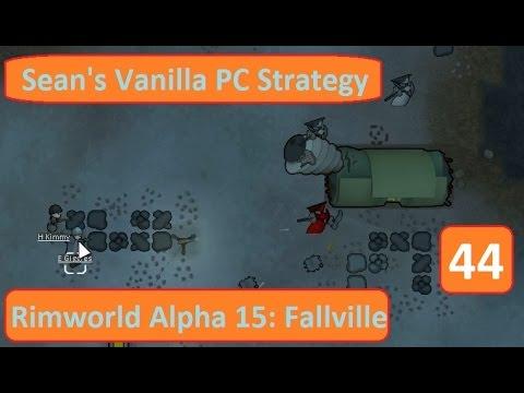 Rimworld Alpha 15 - Fallville EP 44: Expansion Plans - Cassandra Extreme Permadeath