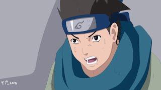 Speed Painting Konohamaru