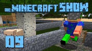Die Minecraft Show #9 LS13 Farm in unserem Admindorf deutsch HD Lets Show