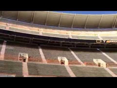 Neyland Stadium Tour