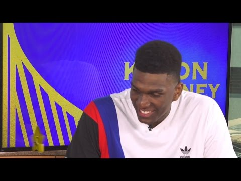 Kevon Looney Says WHAT About Stephen Curry?