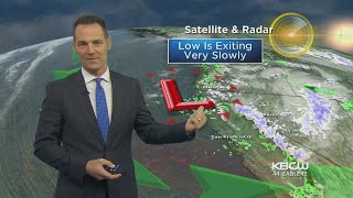 Friday Night Pinpoint Forecast