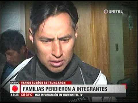 Reconstruccion de los Hechos de las Explosiones de Oruro, la policia hostiga a los familiares