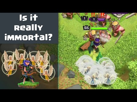 How Strong Is Queen Walk   Clash Of Clans