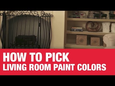 Picking Paint Color For a Living Room - Ace Hardware