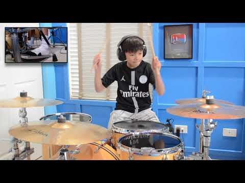 BTS 방탄소년단 – MIC Drop Drum Cover