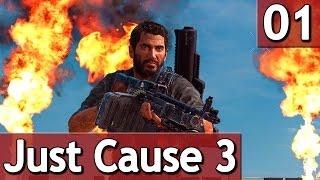 Just Cause 3 #1 Bombenstimmung zum Einstieg 60FPS deutsch HD