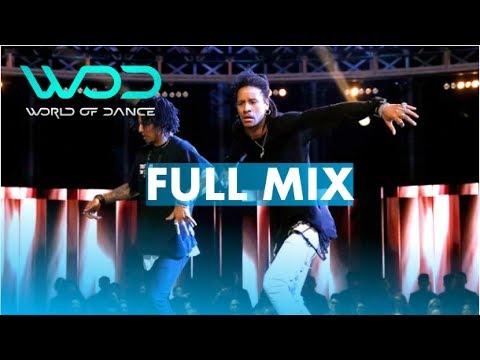 LES TWINS - WORLD OF DANCE 2017 (FULL MIX) NBC