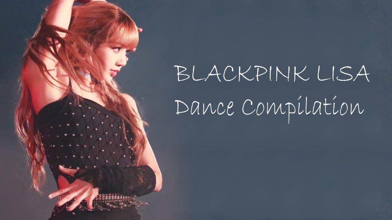 DANCING QUEEN Lisa - BLACKPINK LISA BEST Dance Compilation