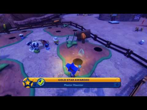 Toy Story 3 - Deadly Squash - Mission - Guide