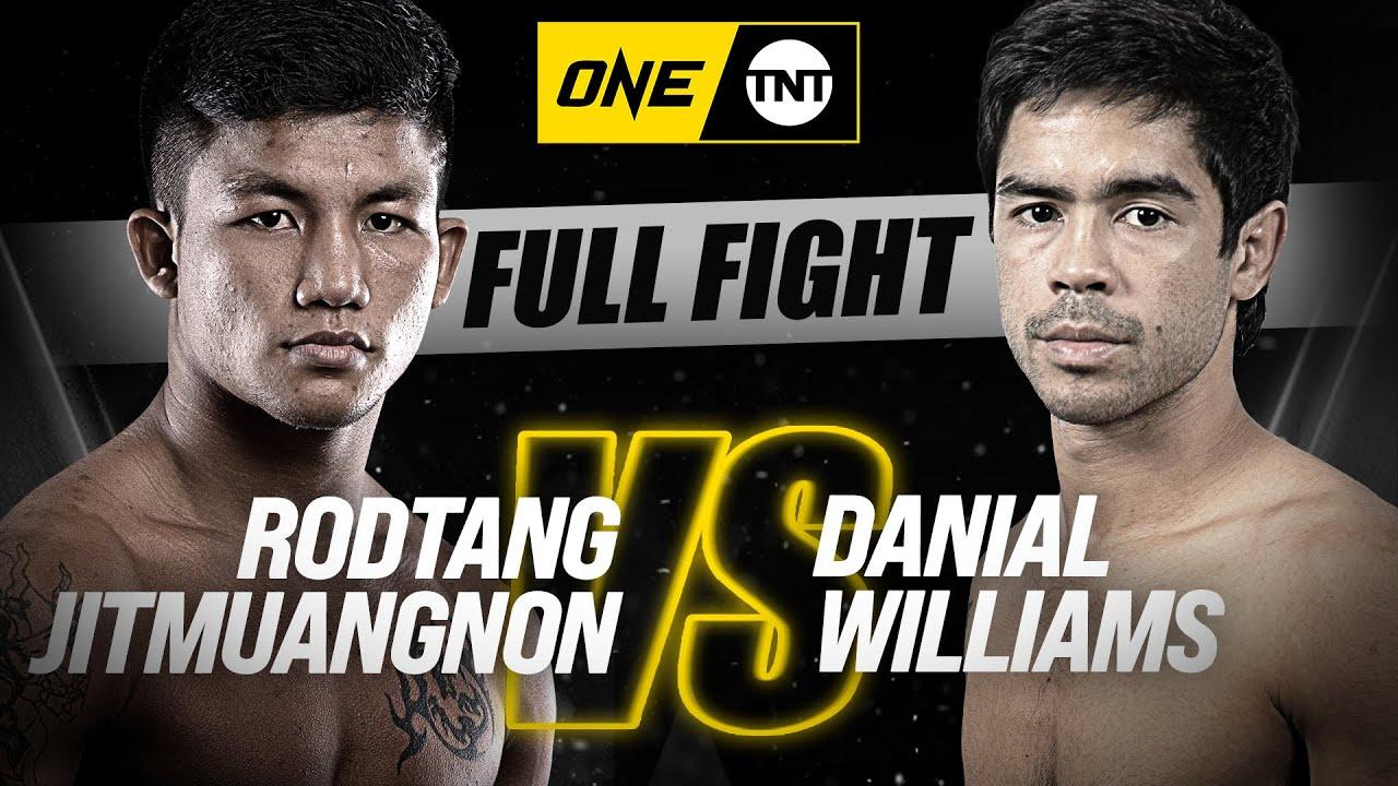 Rodtang vs. Danial Williams | ONE Championship Full Fight
